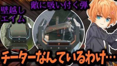 【APEX】チーターに遭遇するも現実を受け止められずにいる渋谷ハル【渋谷ハル/切り抜き】